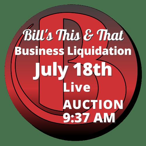 Business Liquidation Auction Ohio